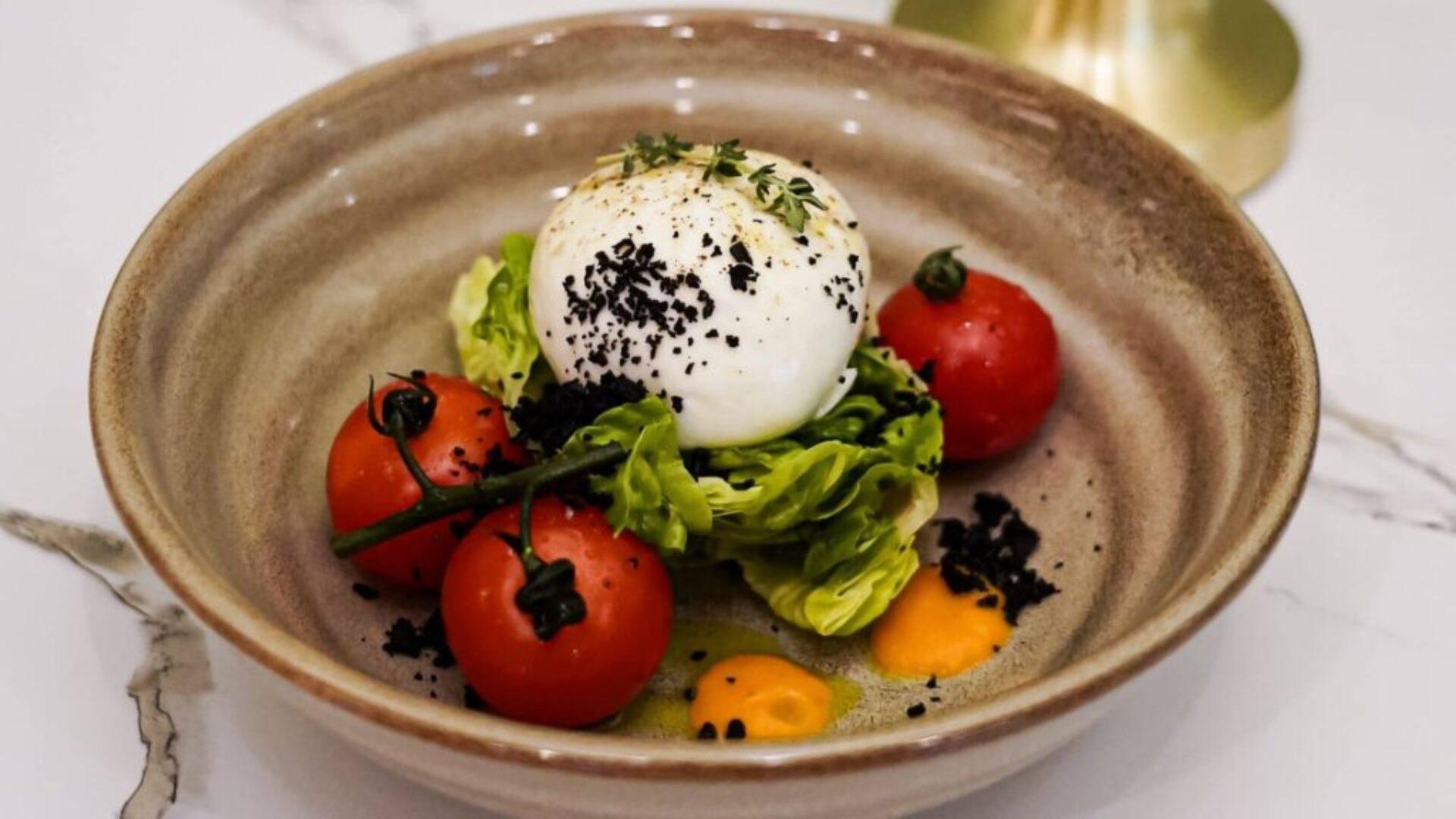 Burratina Salad